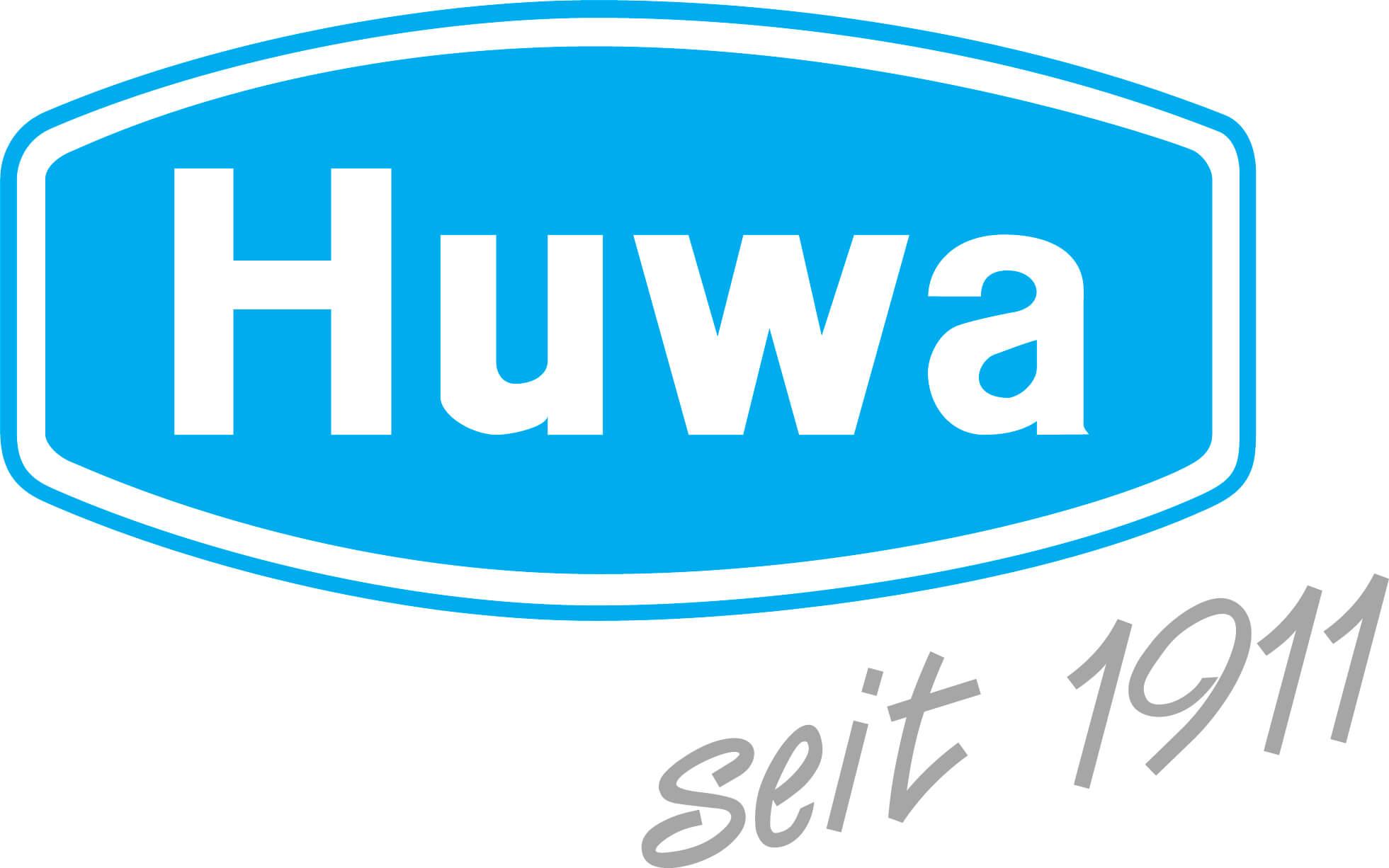 Logo HUWA seit 1911 farbig